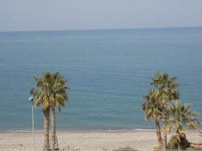 Spiaggia di Canneto, frazione del Comune di Caronia