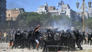 Επεισόδια στο Μπουένος Άιρες
