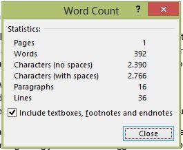 2 Cara Menghitung Jumlah Kata dalam Postingan Blog dengan Mudah