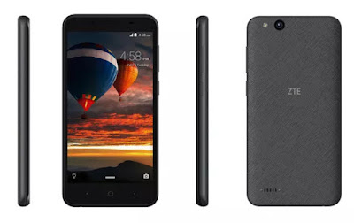ZTE Temp Go launched at MWC 2018