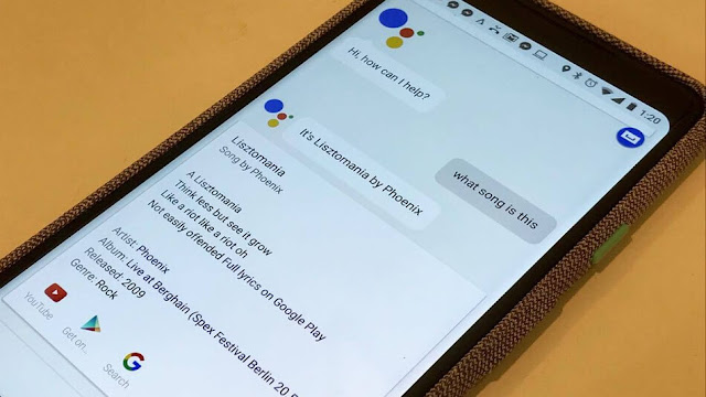 Google Assistant Now Has The Ability To Identify Songs Playing Near You