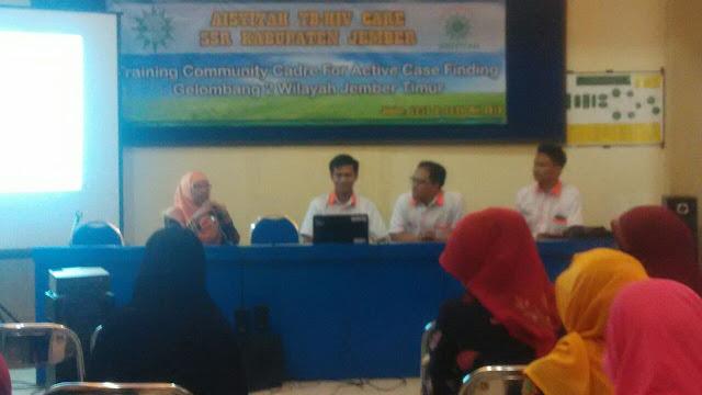 Sosialisasi Amil Zakat Lazismu Jember di pertemuan PD Aisyiah Jember