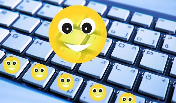emoji sur pc