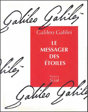 Livre : Le Messager des étoiles de Galilée - Fernand Hallyn PDF