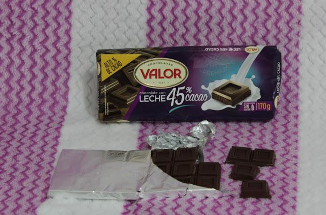 Chocolates Valor