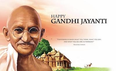 Mahatma Gandhi Jayanti FB Cover