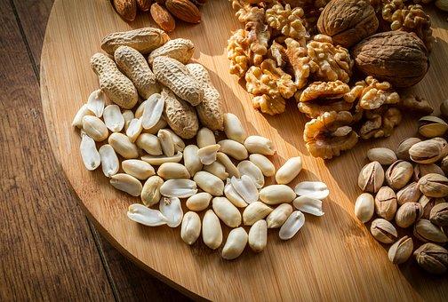 Davis stawia na orzechy i nasiona w diecie bez glutenu