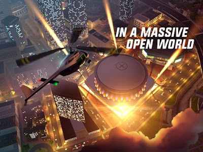 Download Gangstar New Orleans: OpenWorld Apk + Data v1.0.2d (700 MB)