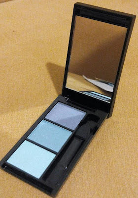 Farmasi Eyeshadow Palette/ Farmasi 3'lü Far Paleti