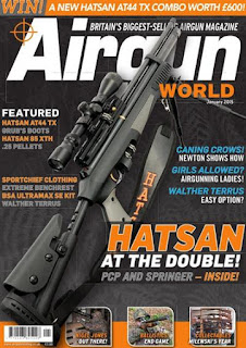 Airgun World Edisi Januari 2015