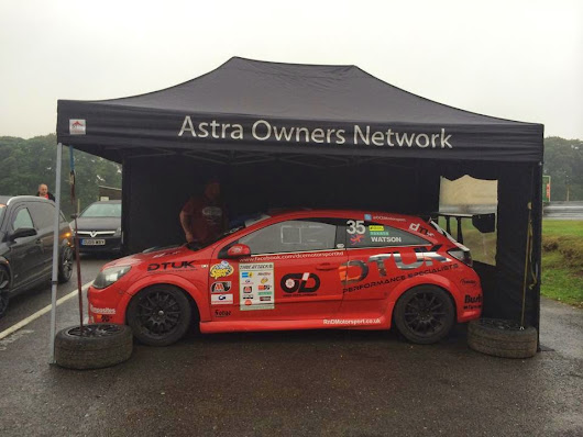 Time Attack Round 4 - Cadwell Park