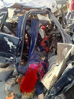 حادث ماساوي في طريق تونس بنزرت صباح اليوم