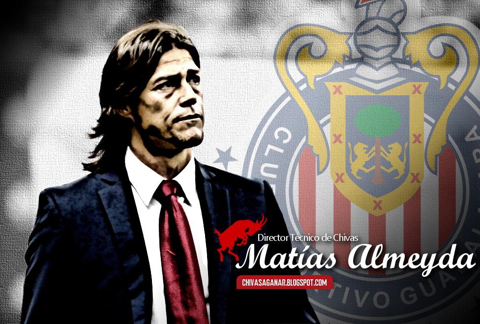 El argentino, Matías Almeyda.