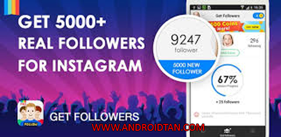 Auto Followers Instagram Apk Mod Free