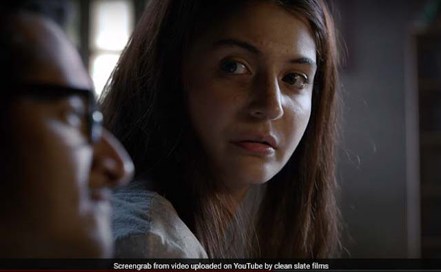 Anushka Sharma, seen in a horrible way on Valentine's Day, see on his risk Video