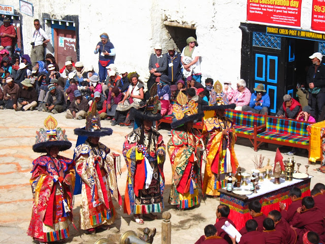 Tiji Festival in Lomanthang