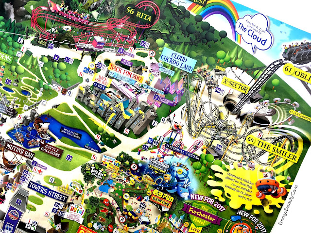 Alton Towers Theme Park