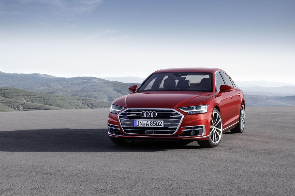 Thông tin mới nhất của Xe Audi A8 Đời Mới Nhất 2019 Ra Mắt Tại Việt Nam. Sẽ Có Giá Bán Bao Nhiêu Tiền Khi Lăn Bánh.