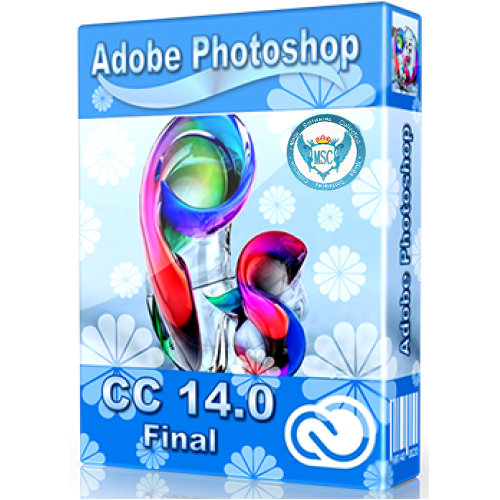 Adobe photoshop cc + crack Download Newest Version