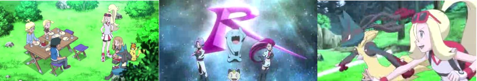 Pokémon - Capítulo 32 - Temporada 17 - Audio Latino
