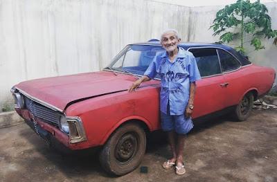 Nota de pesar pelo falecimento de José Ferreira dos Santos
