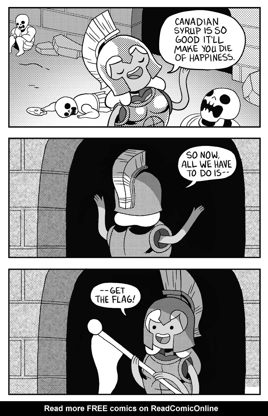 Read online Adventure Time: Pixel Princesses comic -  Issue # Full - 58