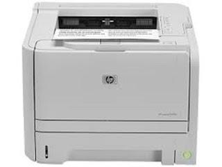 Image HP LaserJet P2035n Printer