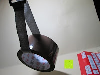 tragen: GHB 50kg Digitale Gepäckwaage LCD Anzeige tragbare Handwaage Kofferwaage für Reise und Haushalt Silber