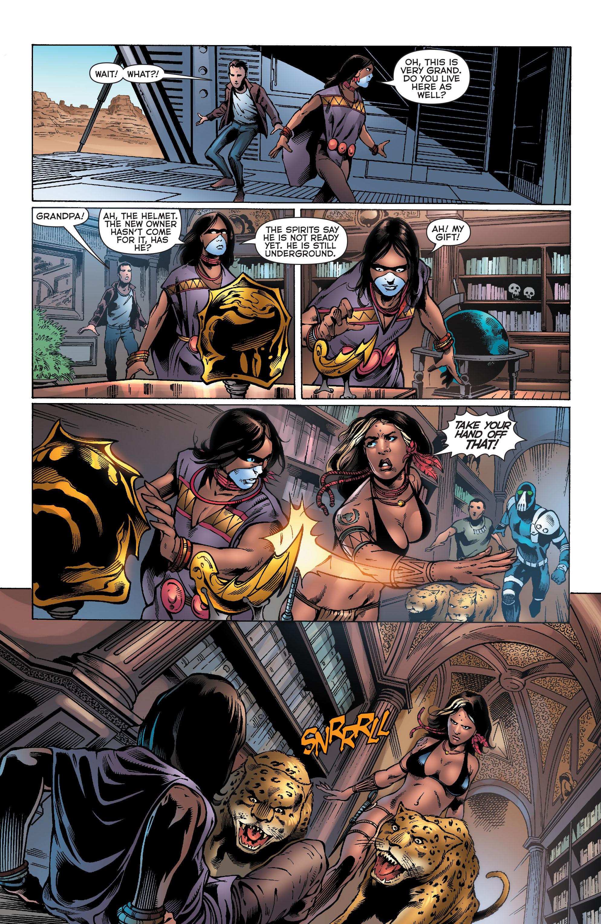Read online Aquaman (2011) comic -  Issue #20 - 12