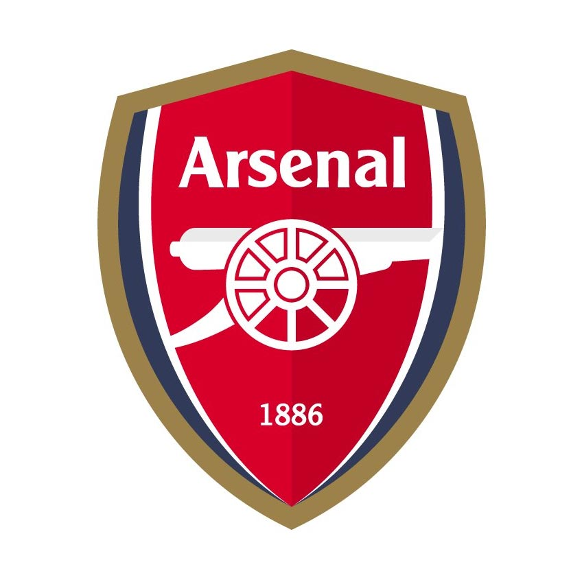 arsenal logo redesign konzept