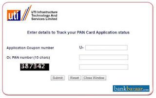 Pan Card Status Kese Check KareOnline NSDl & UTI
