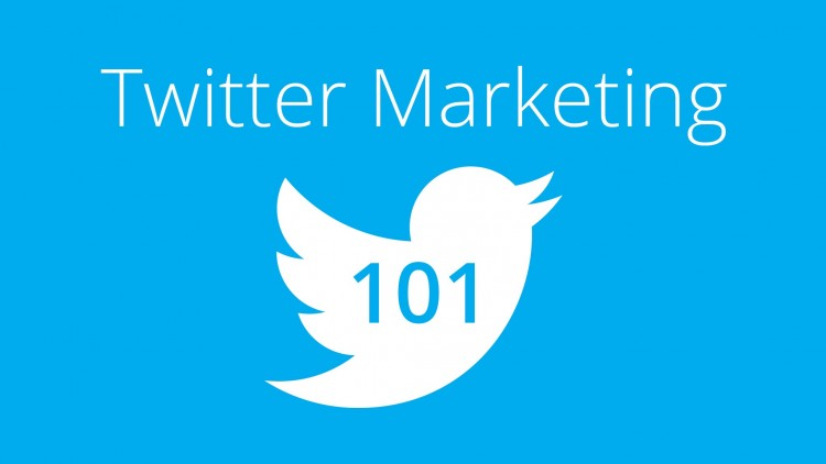 50% off Twitter Marketing 101: Marketing Strategies That Work