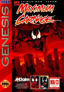 Spider-Man & Venom: Maximum Carnage (BR) [ SMD ]