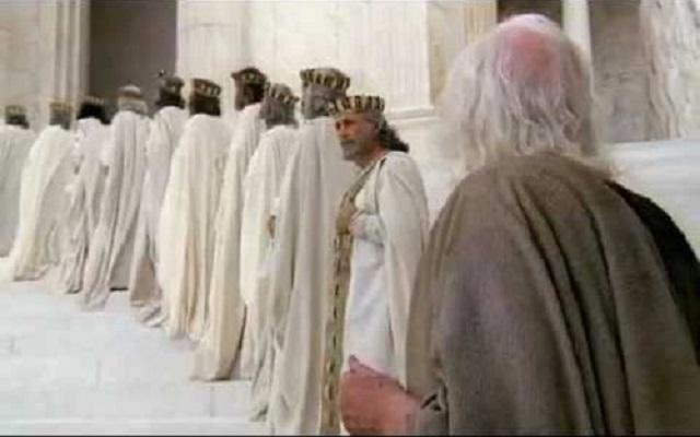 Assistir filme bíblico O Apocalipse de João