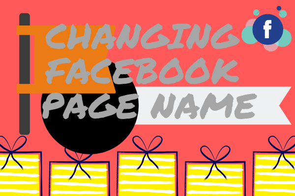 Changing Facebook Page Name