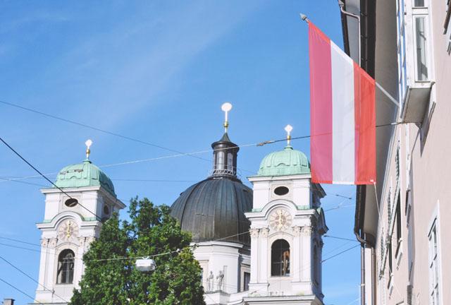 Mozart Wohnhaus Salzburg