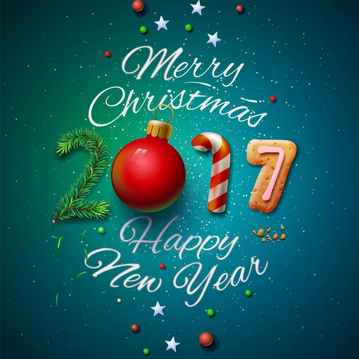 Unique merry christmas wishes 2018 messages cards images merry merry christmas and happy new year 2018 wishes m4hsunfo