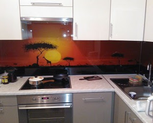 Advantages of kitchen backsplash