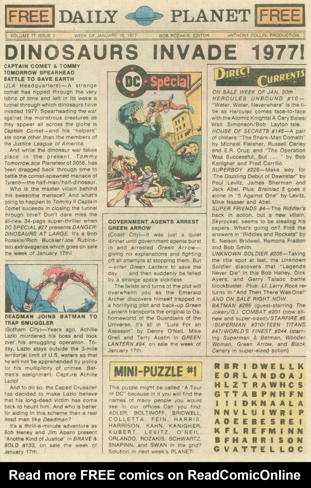 Read online World's Finest Comics comic -  Issue #244 - 81