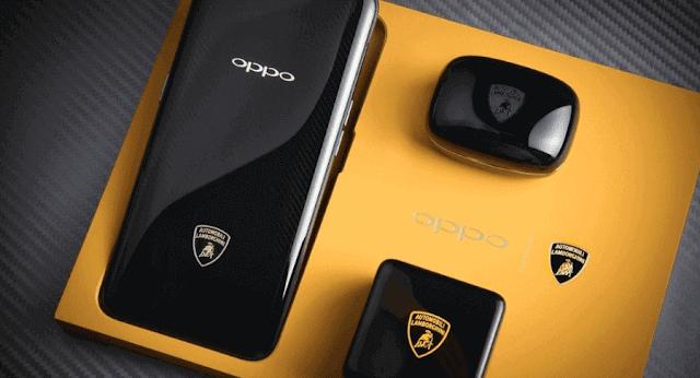 Oppo Lamborghini Spesifikasi, Dan Harganya Di Indonesia HP Mewah Peluncuran Terbaru