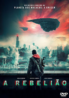 A Rebelião - BDRip Dual Áudio