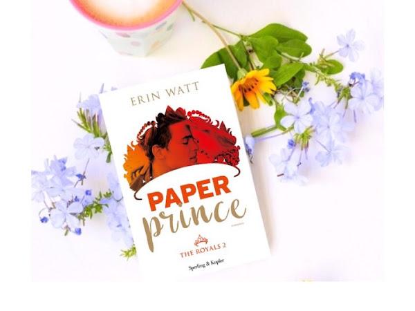 Recensione Paper Prince Di Erin Watt