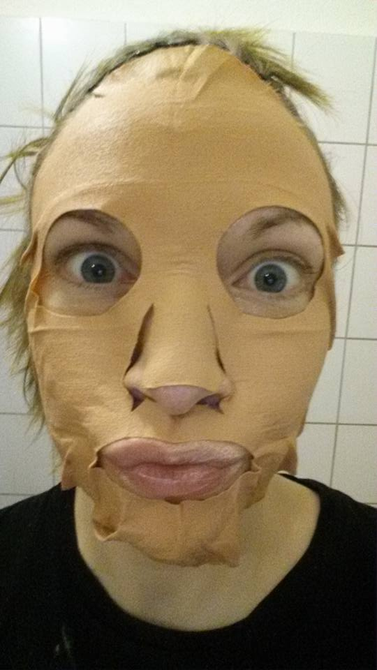 Die Masken für das Haar mit oblepichowym vom Öl auf dem Kefir