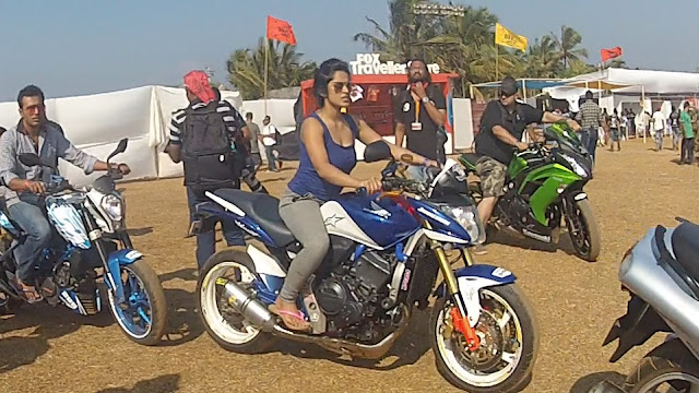 India Bike Week, Goa