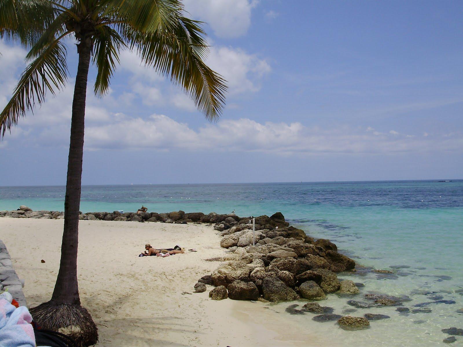 Blogging The Bahamas Beaches Ons In Freeport Nau
