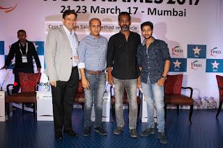 Ekta Kapoor Anurag Kashyap & Ramesh SippyAt at FICCI FRAMES 2017  0150.JPG