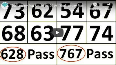 Thai lotto VIP tips post public group 3up 16 April 2019