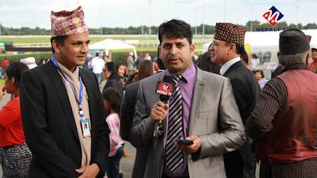 Frekuensi siaran Nepali TV di satelit NSS 12 Terbaru
