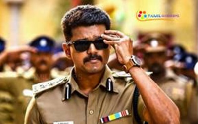 Vijay is again in cop role…?