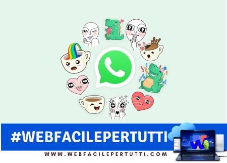 WhatsApp | Arrivano gli sticker - Ecco come usare gli adesivi all'interno delle chat